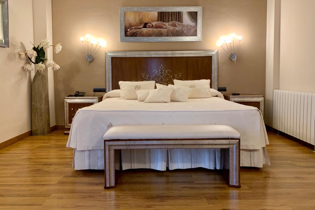 SUITE CON JACUZZI EN MALAGA ANTEQUERA HOTEL LOS DOLMENES