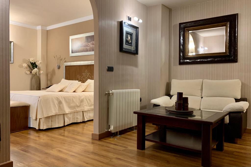 SUITE HOTEL LOS DOLMENES ANTEQUERA